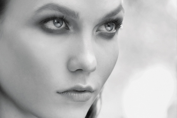 """KARLIE KLOSS"" Giclée print on archival paper"
