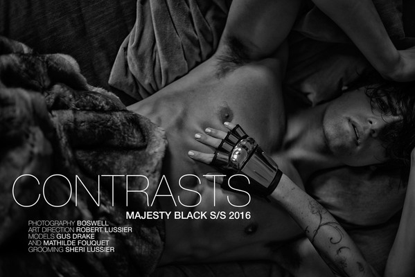 MAJESTY BLACK S/S 2016