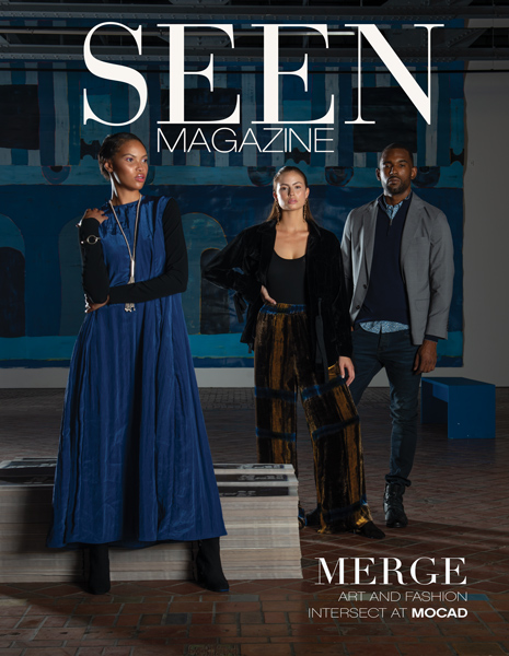 MERGE - FALL FASHION 2018 - SEEN MAGAZINE - MOCAD
